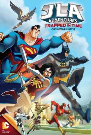 As Aventuras da Liga da Justiça - Armadilha do Tempo Download