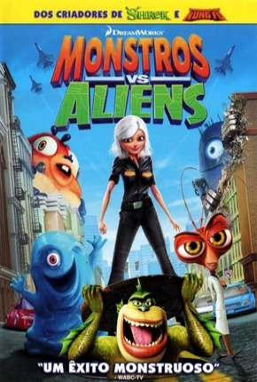 Monstros vs. Alienigenas e Extras Download