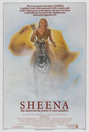 Sheena - A Rainha das Selvas Download