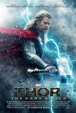 Thor 2 - O Mundo Sombrio REMUX Download