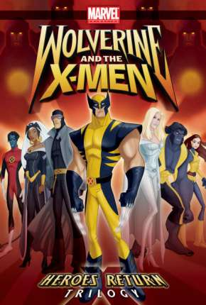 Wolverine e os X-Men - 1ª Temporada Download