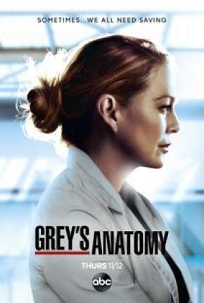 A Anatomia de Grey - 17ª Temporada Legendada Download