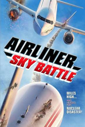 Airliner Sky Battle - Legendado Download