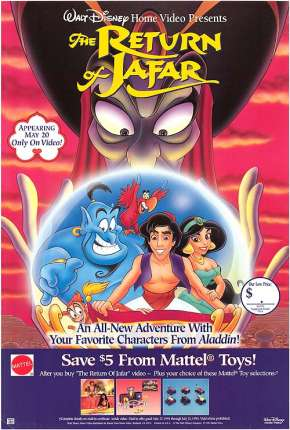 Aladdin - O Retorno de Jafar Download