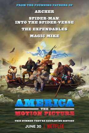 America - The Motion Picture Download