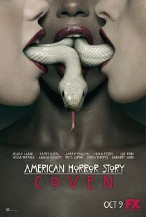 American Horror Story - Coven - 9ª Temporada Download
