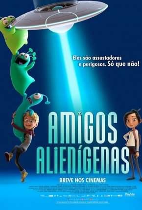 Amigos Alienígenas - Luis e the Aliens Download
