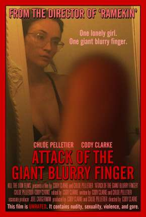 Attack of the Giant Blurry Finger - Legendado Download