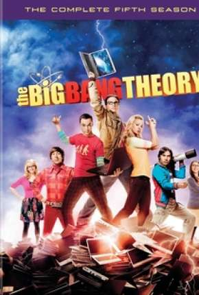 Big Bang - A Teoria - 5ª Temporada Completa Download