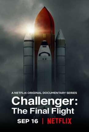 Challenger - Voo Final - 1ª Temporada Completa Legendada Download