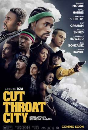 Cut Throat City Download