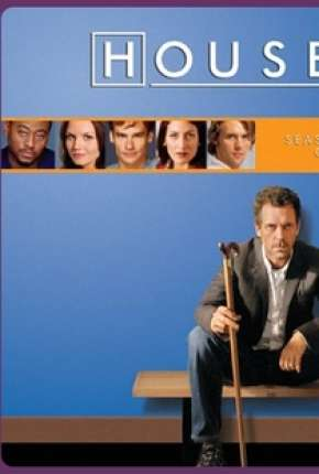 Dr. House 1ª até 8ª Temporada Completa Download