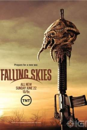 Falling Skies - 4ª Temporada Download