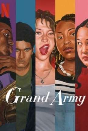 Grand Army - 1ª Temporada Completa Download