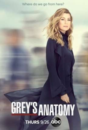Greys Anatomy - 16ª Temporada Download