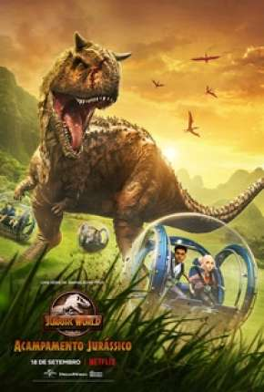 Jurassic World - Acampamento Jurássico Download