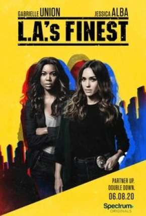 L.A.s Finest - Unidas Contra o Crime - 2ª Temporada Download
