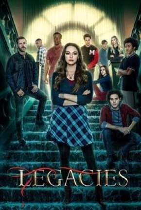 Legacies - 3ª Temporada Legendada Download