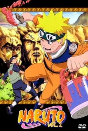 Naruto - 1ª Temporada Download