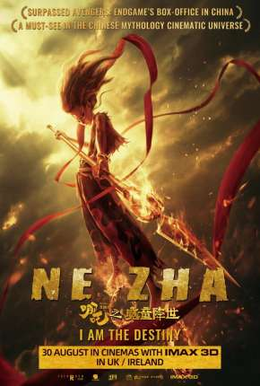 Ne Zha - Legendado Download