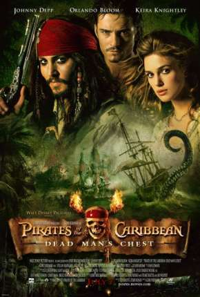 Piratas do Caribe - Quadrilogia Download