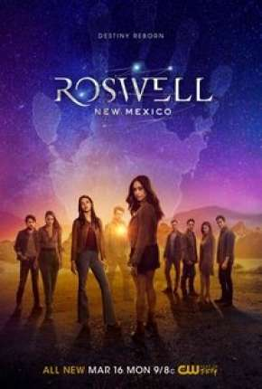 Roswell, New Mexico - 2ª Temporada Download