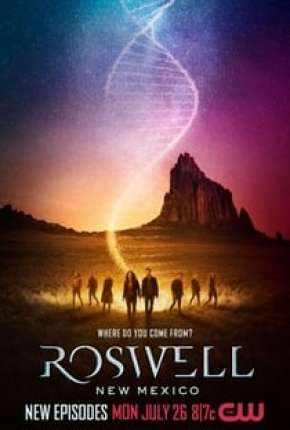 Roswell, New Mexico - 3ª Temporada Download