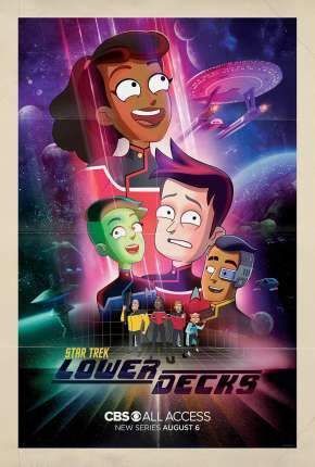 Star Trek - Lower Decks - 1ª Temporada - Legendado Download