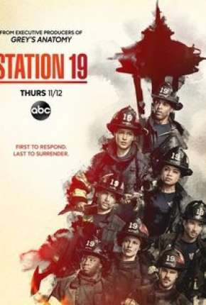 Station 19 - 4ª Temporada Download