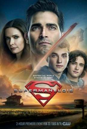 Superman e Lois - 1ª Temporada Legendada Download