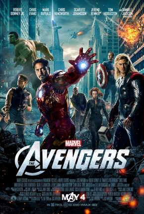 The Avengers - Os Vingadores Download