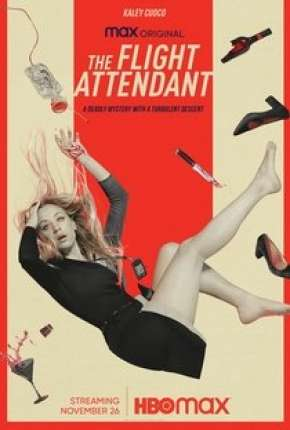 The Flight Attendant - 1ª Temporada Legendada Download