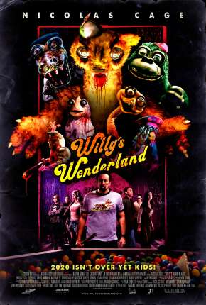 Willys Wonderland - Legendado Download