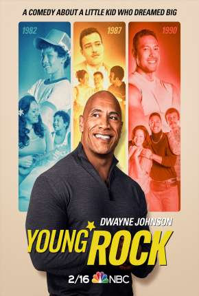 Young Rock - 1ª Temporada Legendada Download